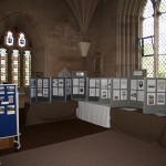history society displays